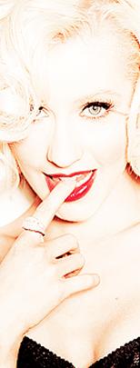 Christina Aguilera PNG1