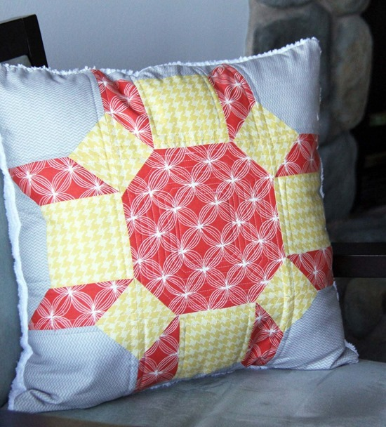 Wallflowers Pillow