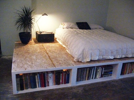 diy-platform-bed-storage