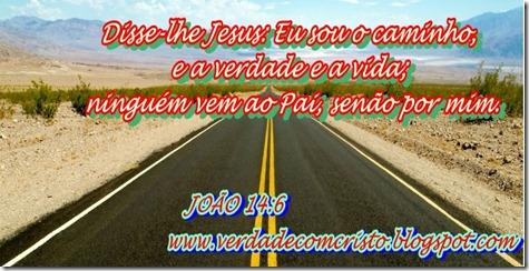 JOÃO 14 6