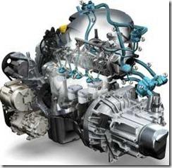 Milieuvriendelijk motoren Dacia 01