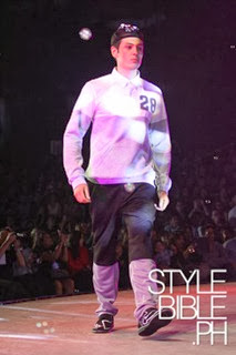 Andrew Ahearne sm mens fashion