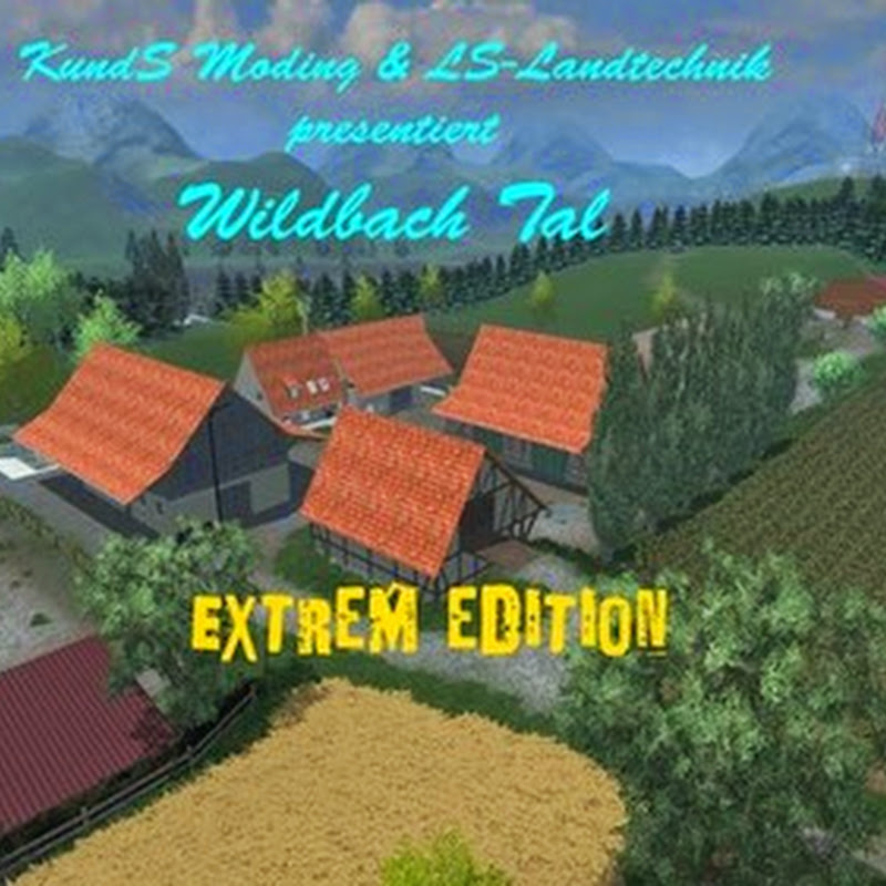 Farming simulator 2013 - Torrent valley v 2.4