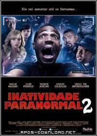 5421a8c8b7e2c Inatividade Paranormal 2 Dual Áudio BRRip 720p