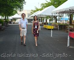 Gloria Ishizaka - Himorogui - bom dia 3