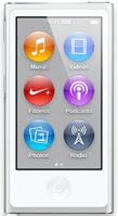 ipod nano 2012 display