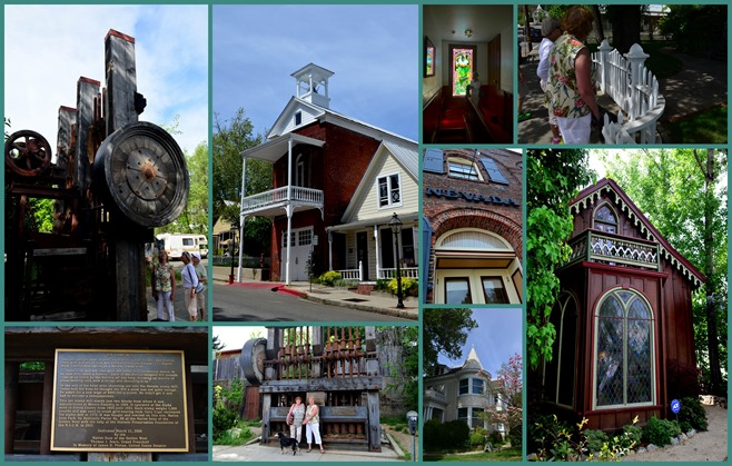 Day 2 Nevada City