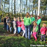 Open (kijk)dag bij Scouting Nieuwe Pekela - Foto's Harry Wolterman