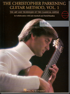 christopher parkening guitar method volumen 1 classical guitar