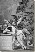 """Goya présente """" Le songe de la raison engendre des monstres"""""""