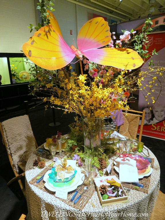 Southern Spring Show butterflies are free
