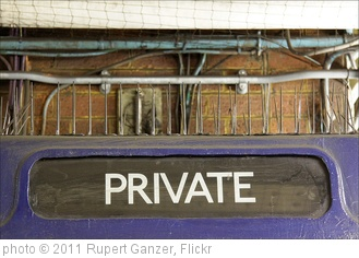 'PRIVATE' photo (c) 2011, Rupert Ganzer - license: http://creativecommons.org/licenses/by-nd/2.0/