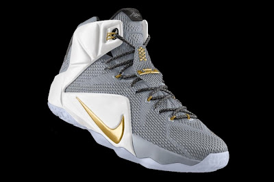 nike lebron 12 id options preview 2 02 Nike LeBron XII (12) Goes Live on NIKEiD for $245