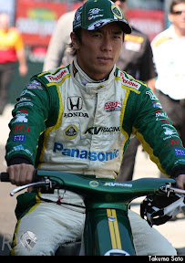 Takuma Sato