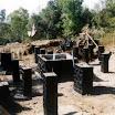 Chata Socjologa - Obozy Budowlane - Fundamenty - wrzesień 2003