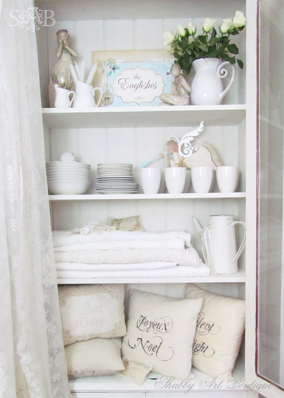 Shabby Art Boutique home tour 7