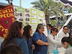 Tus Competencias en Ciencias presente en Feria Científica Escuelas Especiales en Puente Alto