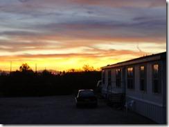 Sunrise 3-25