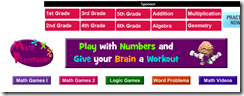 math website for kids