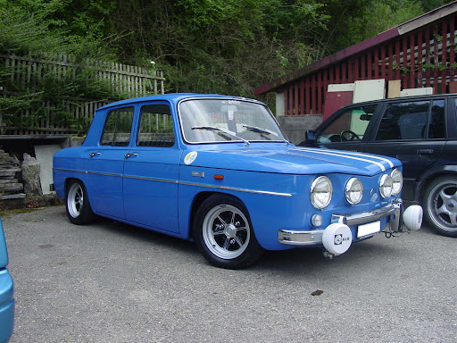 Tags: Gordini R8 Renault