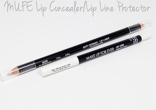 MUFE Lip Concealer/Lip Line Protector