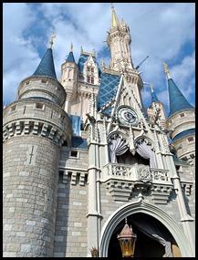 24a - Cinderella Castle