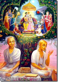 Rupa and Sanatana Gosvami