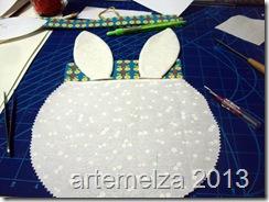 мешочке кролика - Шить -016