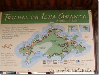 Ilha Grande RJ -Vila do Abrão