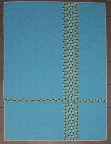 Hues Quilt back bb