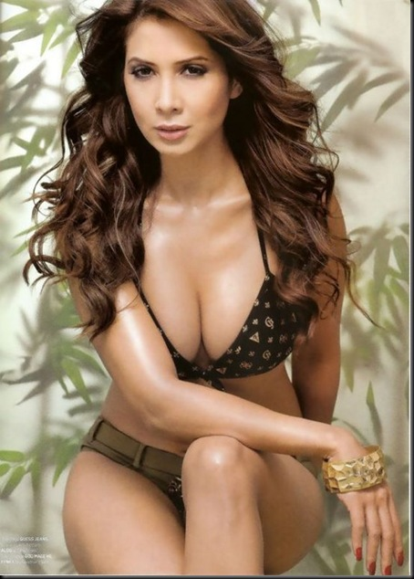 Kim Sharma MAXIM photoshoot
