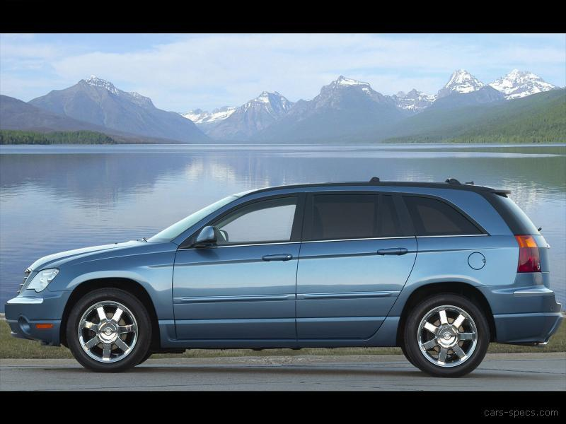 2005 chrysler pacifica wagon specifications pictures prices. Black Bedroom Furniture Sets. Home Design Ideas