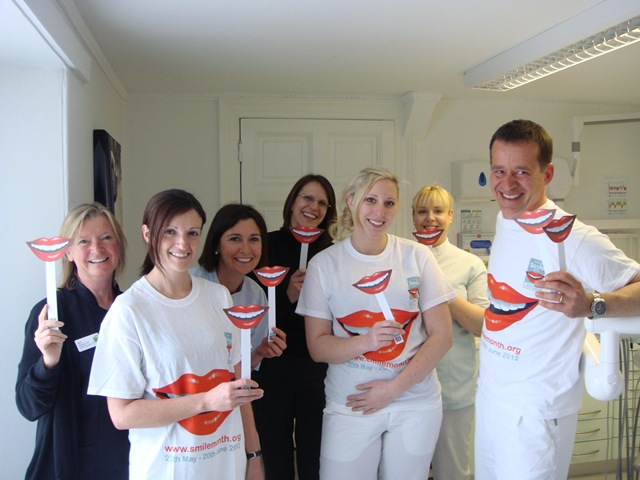 Chagford Dental Supporting National Smile Month