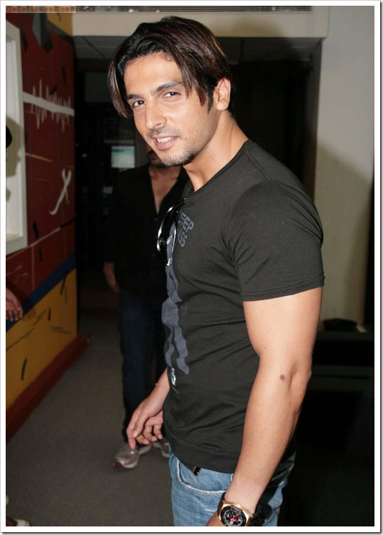 zayed khan latest wallpapers 2012