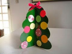 Árvore de Natal de Papel- DICAS