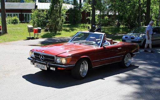 vintage car; Old Car