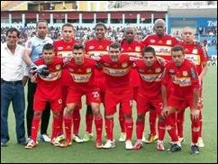 Sport Huancayo enfrenta al  Emelec
