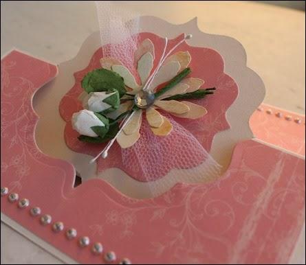Hochzeits Glückwunsch Karte Flip it Cards Wedding Rose 07