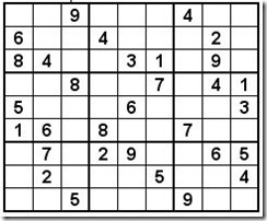 Solve Sudoku with Excel 1