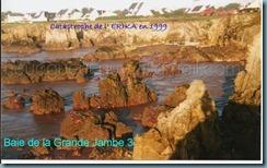 Baie de la Grane Jambe 3