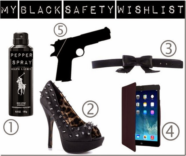 black wishlist