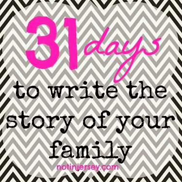 Your Family Story