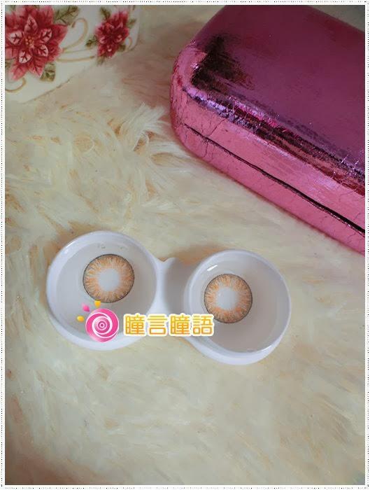 日本EOS隱形眼鏡-Baby Doll混血娃娃咖3