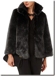 Phase Eight Faux Fur Coat