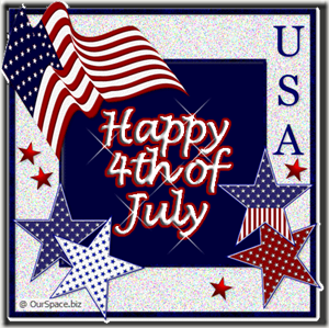 HAPPY4th OF JULY