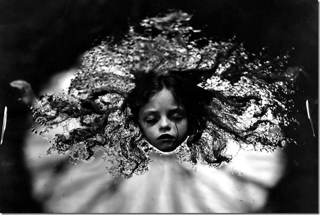 The rehearsal place, Sally Mann, 1989