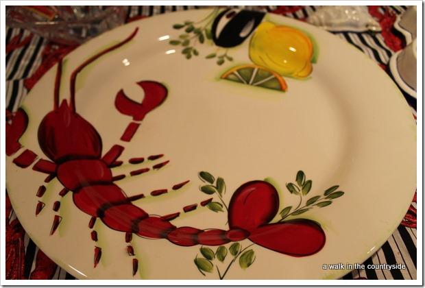 crawfish platter