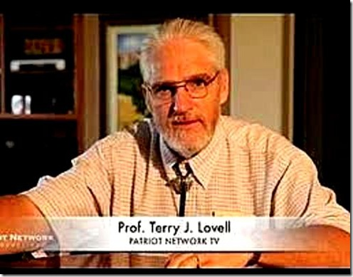 Prof. Terry Lovell