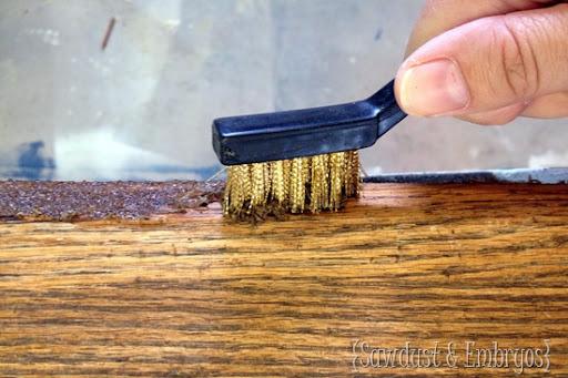 Charming Stripping Furniture 101 {Sawdust U0026 Embryos}