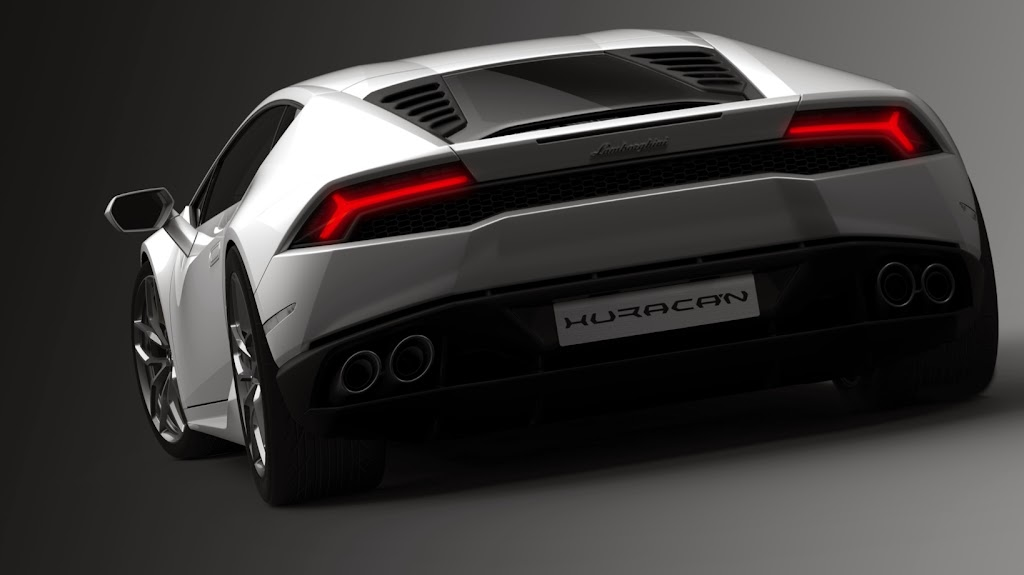 Lamborghini%252520Huracan%252520LP%252520610 4%25252013 Lamborghini Huracan LP 610 4: Yep, Its the New Baby Lambo [Video]